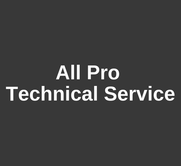 All Pro Technical Service